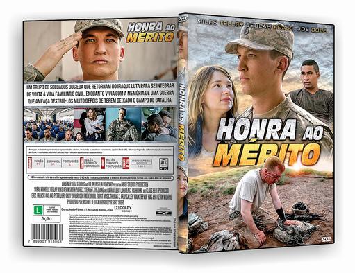 DVD – Honra ao Merito – ISO