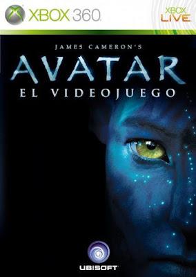 James Cameron's Avatar The Game 2009 PAL Spanish