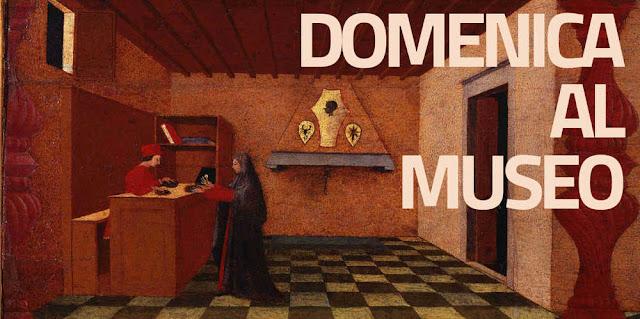 Jak se dostat do benátských muzeí zdarma?, kam v Benátkách, benátské muzea, do muteí zdarma, domenica al museo,