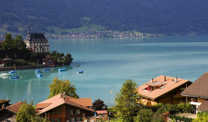 Lago Brienz - Interlaken
