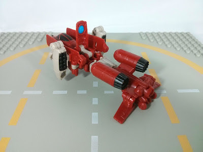 Combiner Wars Powerglide superion