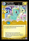 My Little Pony Bright Smile, One of the Gang The Crystal Games CCG Card