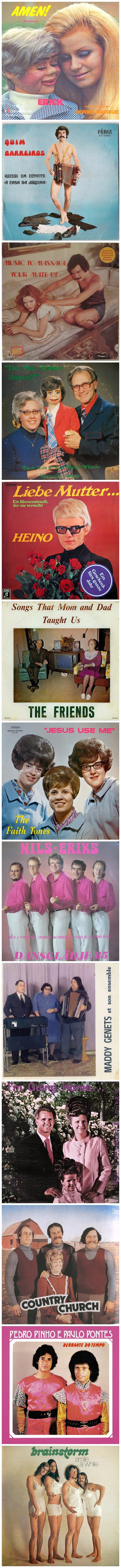 Funny Awkward Old Album Covers Picture Collection