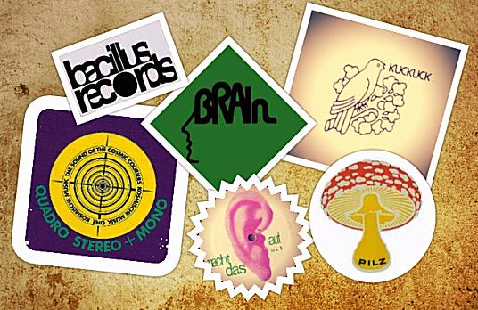 [The 60's-70's Vault] The Undergound German Rock Labels