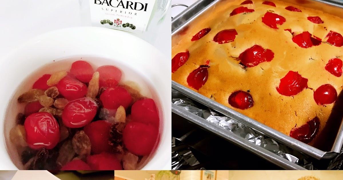 Inch Square Fruit Christmas Cake Reciep