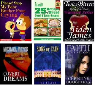 Free Kindle books on Amazon