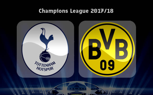 Tottenham vs Borussia Dortmund Full Match & Highlights 12 September 2017