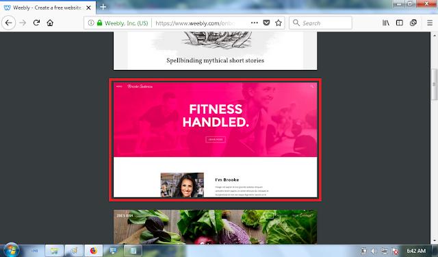 Cara Membuat Website Gratis dengan Weebly