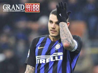 Mauro Icardi di Cabut Gelarnya Sebagai Kapten Inter Milan