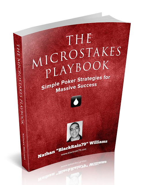 "Buy The Micro Stakes Playbook by Nathan ""BlackRain79"" Williams"