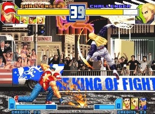 The King of Fighters 2001+arcade+game+portable+retro+fighter+download free+videojuego+descargar gratis