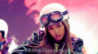 Black Pink Jennie Photos in MV Boombayah