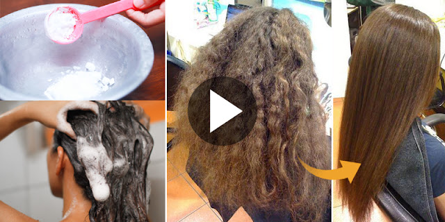 Hair Straightening With Cornstarch And Milk – How-To And Video