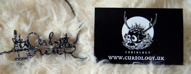 Curiology Uk It's Only Forever Necklace