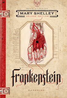 Frankenstein Mary Shelley Darkside Books