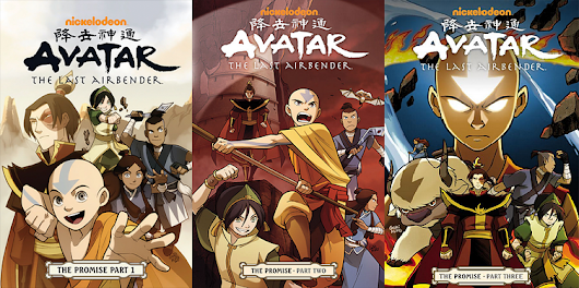 [REVIEW]:Avatar: The Last Airbender – The Promise