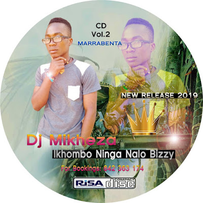 Dj Mickey SA - Ikhombo Ninga Nalo (Marrabenta) 2019 | Download Mp3