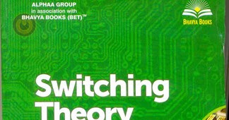 Switching Theory And Logic Design STLD Ebook for Btech 2-2