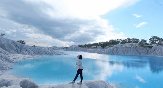 3 Objek Wisata Telaga Biru yang Banyak Menarik Perhatian Para Traveler