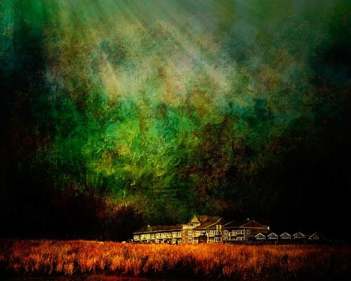 Талантливая фото художница. Karen Burns