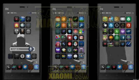 Download Thema Xiaomi Masbro Mtz For Redmi Themes V9 Terbaru