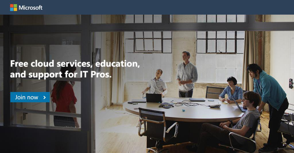 Microsoft IT Pro Career Center