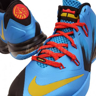 """promo code eed52 c7c4b """"Year of the Horse"""" Nike LeBron Ambassador 6 is available on Ebay.With  Chinese Characters"""