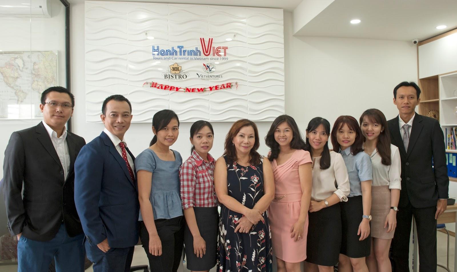 Agende voyage au Vietnam