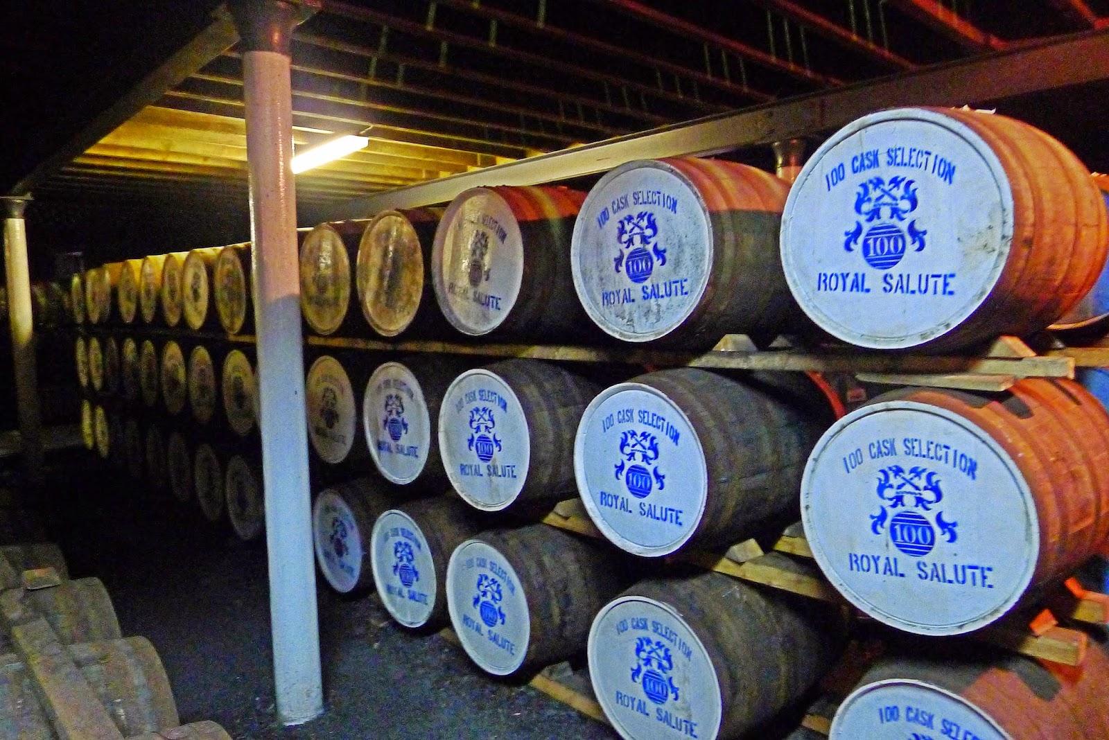 Scotch Aging
