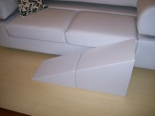 rampas para acesso cama ou sofá