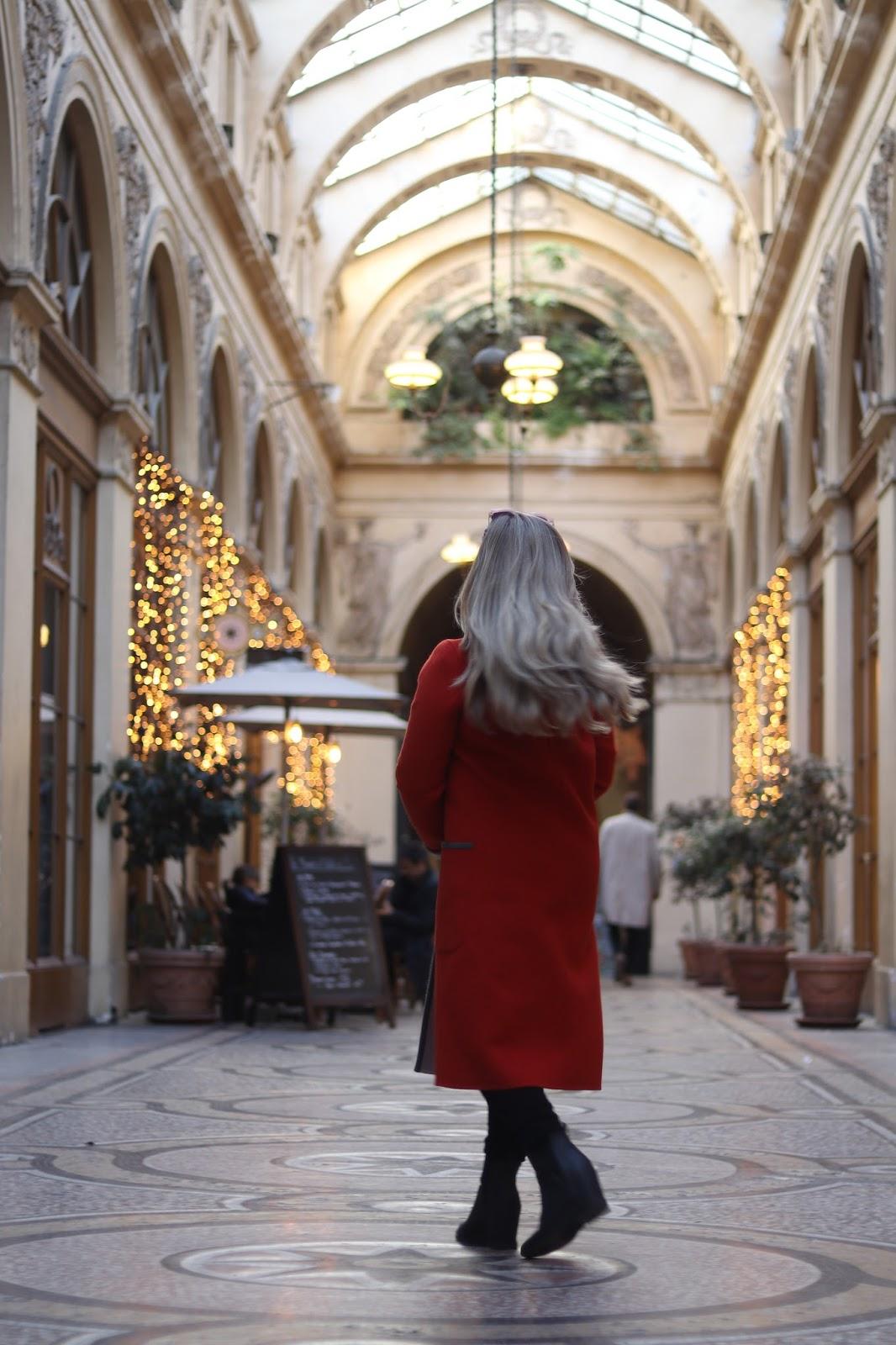 Galerie Vivienne, Paris, France, KALANCHOE