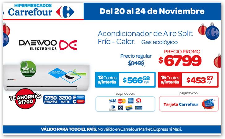 Ofertas y promos en argentina noviembre 2014 for Piletas redondas inflables carrefour