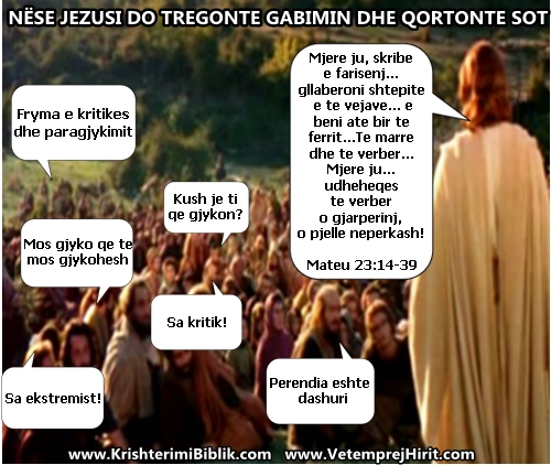 Jezusi, gjykimi, predikimi,