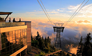 Grouse Mountain Tourism Sites