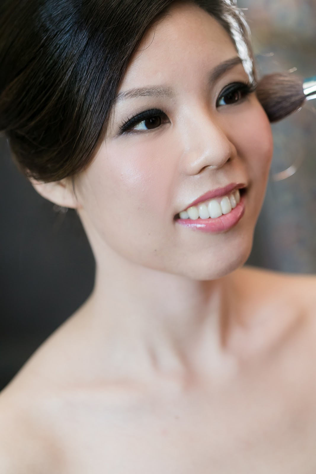 Professional Makeup Artists In Kenya: Grace Lin Makeup Professional Team
