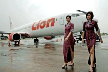 Diteror BOM, Penumpang serta Pilot Pesawat Lion Air Panik