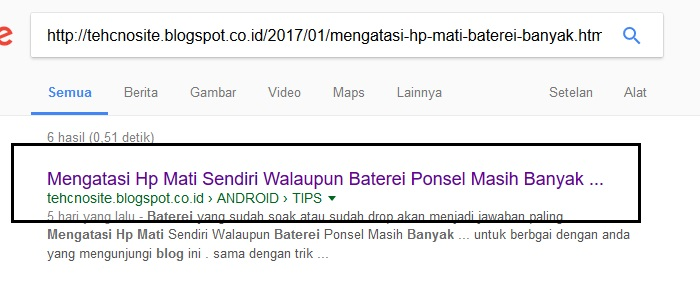 Percepat Index Menggunakan Feetch As Google