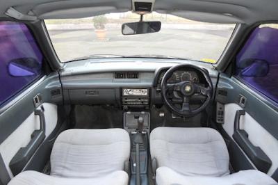 Interior Suzuki Amenity / Eleny