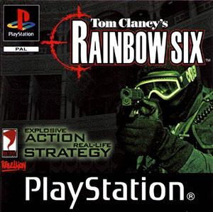 Tom Clancy's Rainbow Six ISO PS1
