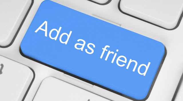 How to add friends on social media