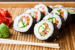 Explanation of Sushi, a Typical Food from Japan that is Much Interested