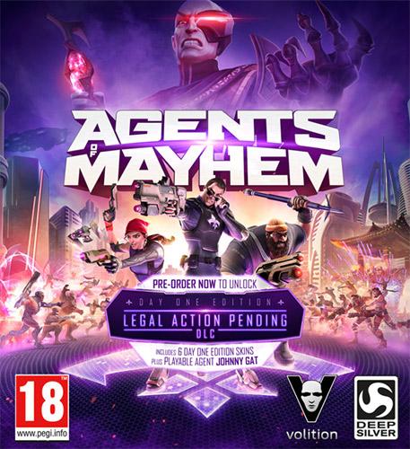 Agents of Mayhem FitGirl