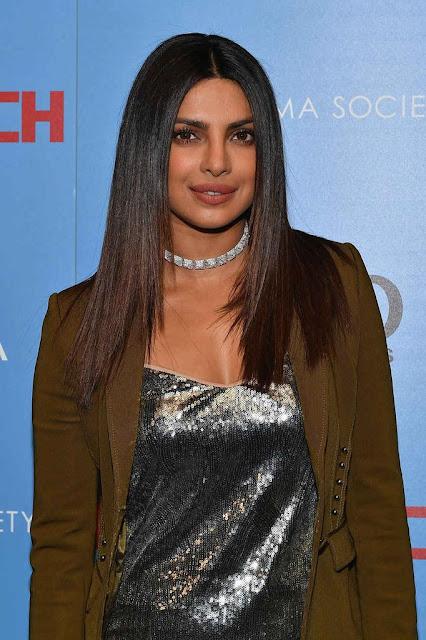Priyanka Chopra looks hot at a screening of Baywatch