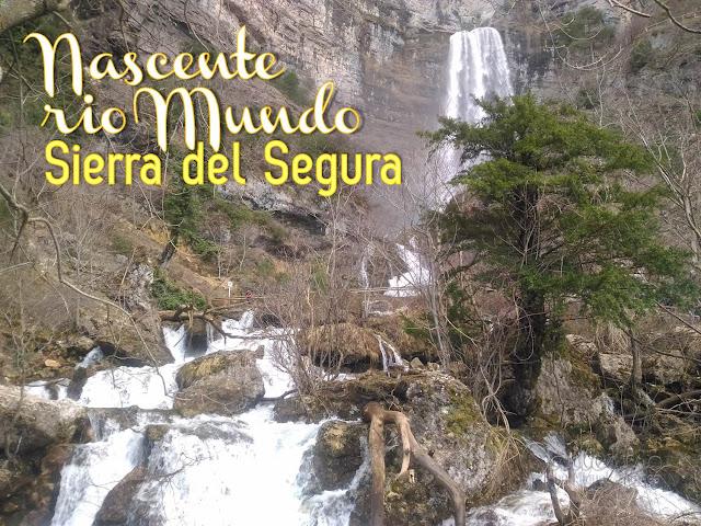 Sierra del Segura e a nascente do rio Mundo