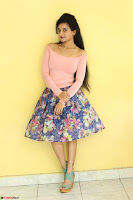 Janani Iyyer in Skirt ~  Exclusive 051.JPG