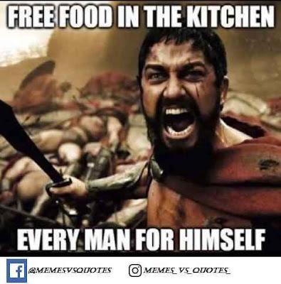 Free food meme