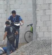 Asesinan albañil en Puente Nacional Veracruz