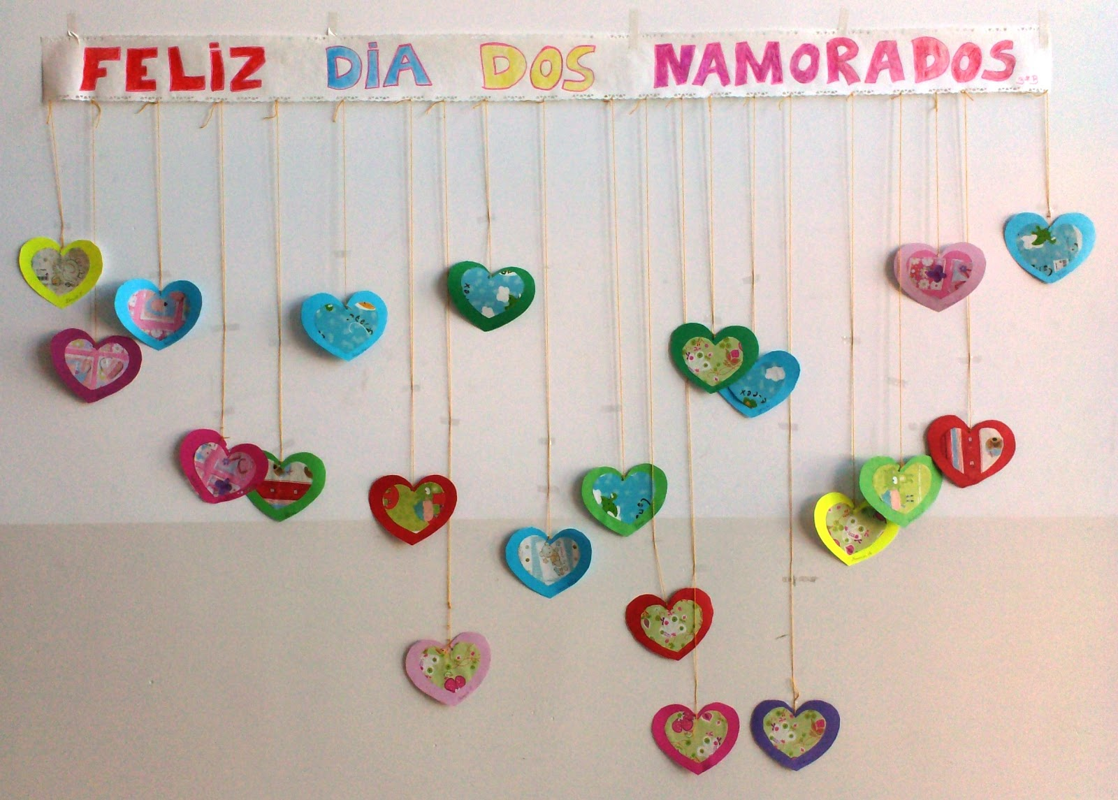 Dia Dos Namorados: E.B. Salgueiro Maia: Dia Dos Namorados