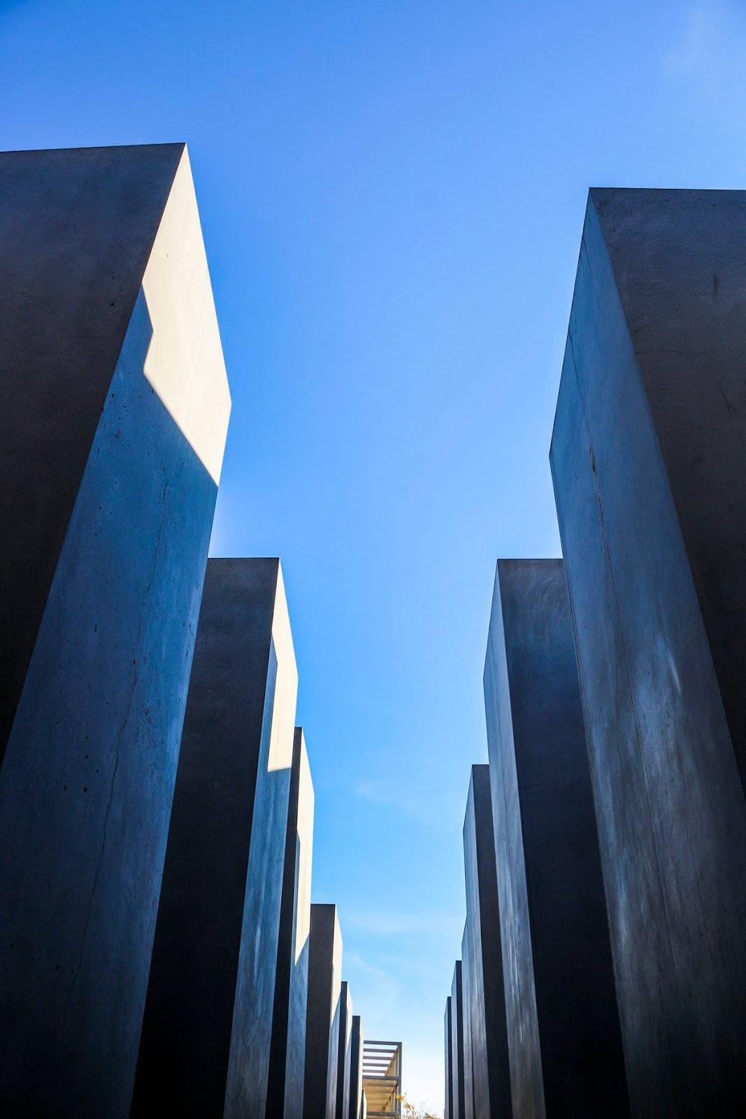 Holocaust Memorial stones