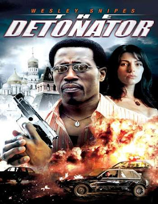 Poster Of The Detonator In Dual Audio Hindi English 300MB Compressed Small Size Pc Movie Free Download Only At worldfree4u.com